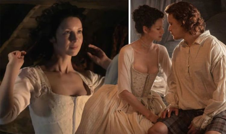 Outlander season 5 spoilers: Claire and Jamie sex scene detail