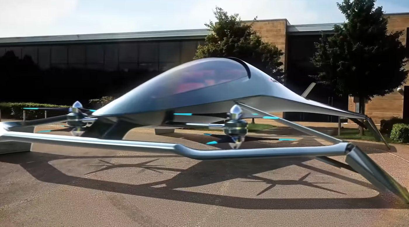 Aston Martin Volante Vision In Action
