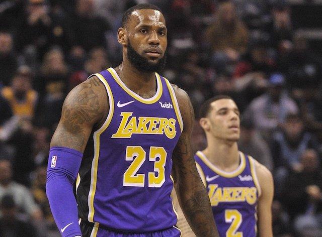 55968deeddef Lakers News  LeBron James