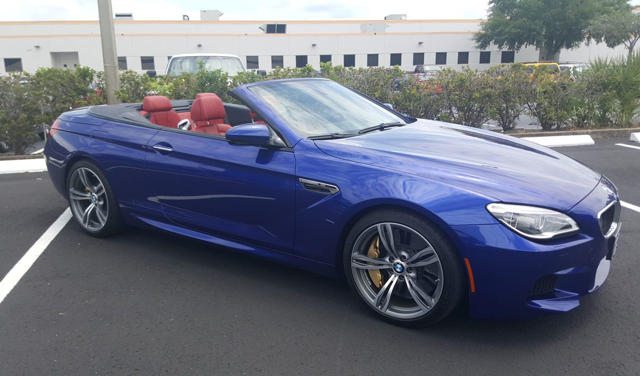2016 Bmw M6 Convertible Review