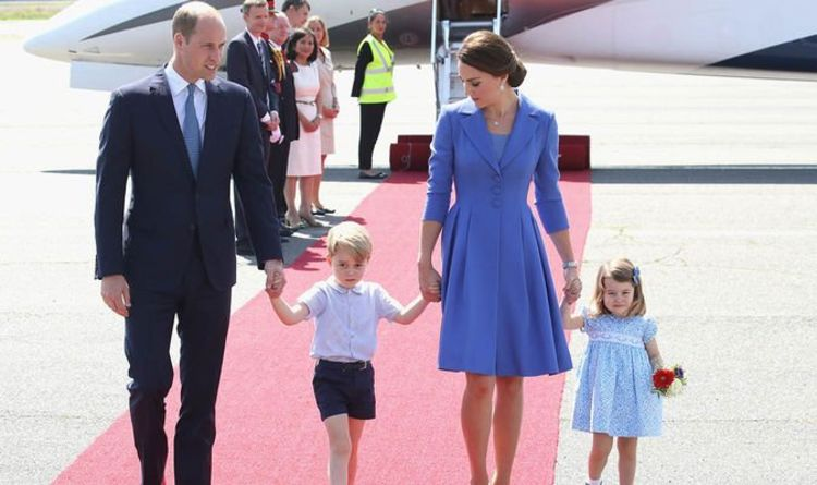 Kate Middleton SHOCK: Rule means Kate can't travel with
