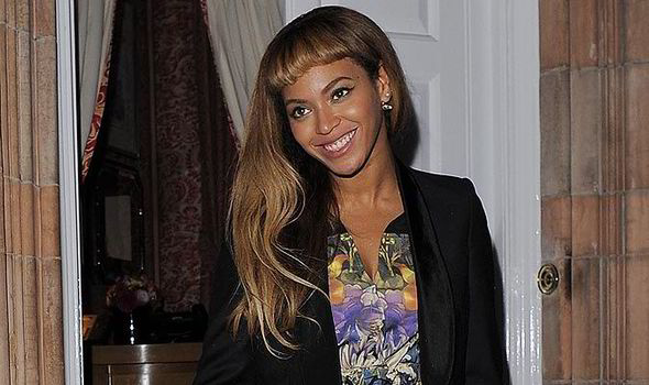 Beyonce Shows Off Muscular Legs As She Enjoys Night Out With Adele