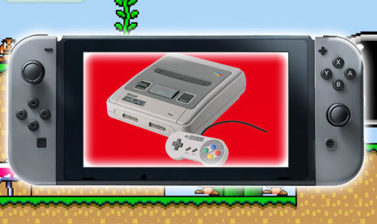 Nintendo Switch Update Snes Games Virtually Confirmed As Coming To