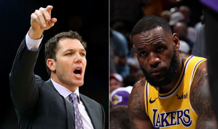 Lakers news  Luke Walton fires warning to players after LeBron James   playoff rant a46f395da