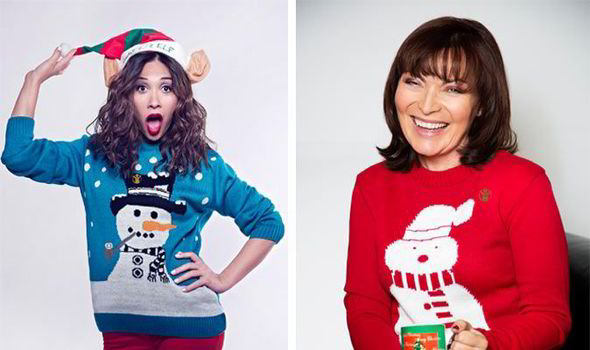 10 Festive Sweaters For Christmas Jumper Day 2013 For Save The