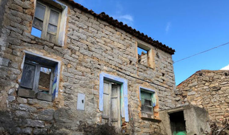 Houses In Ollolai On Italian Island Of Sardinia Are On Market For