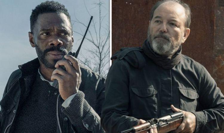 Fear the Walking Dead season 5: Daniel Salazar and Victor