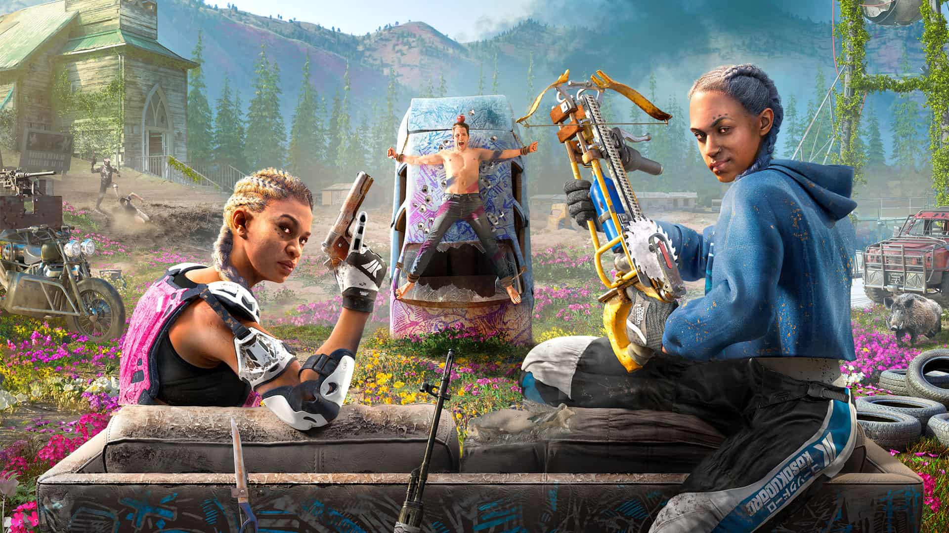 Far Cry New Dawn Ps4 Review New Expeditions
