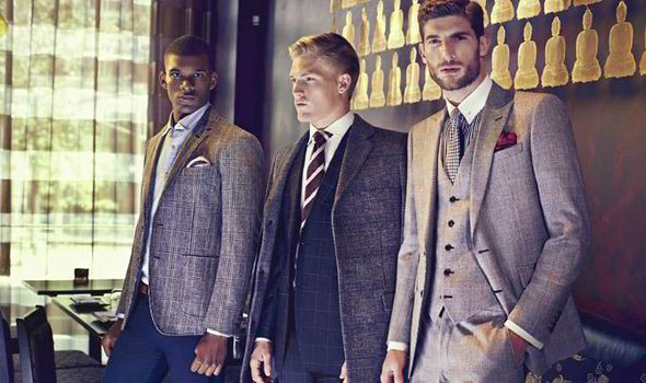 b6c9c56dc Moss Bros sales are set to increase as grooms ditch wedding ...