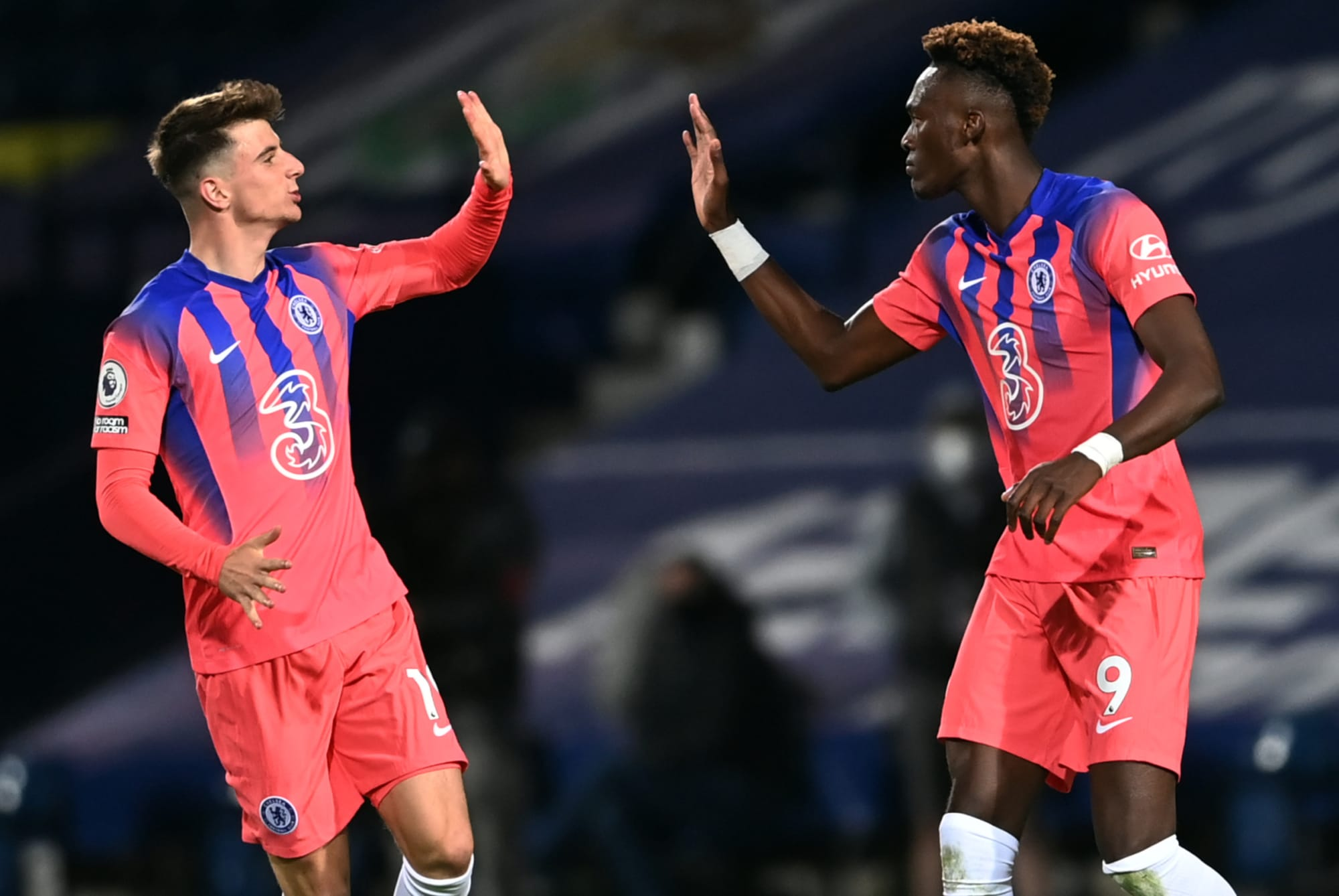 Chelsea The Evolution Of Mason Mount And Tammy Abraham