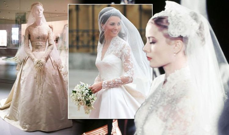 Grace Kelly Wedding Dress Kate Middleton Inspired By Serenely