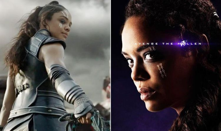 Avengers Endgame director reveals where Valkyrie's been since