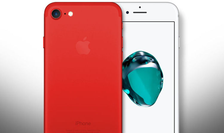 Red iPhone 8 will be released