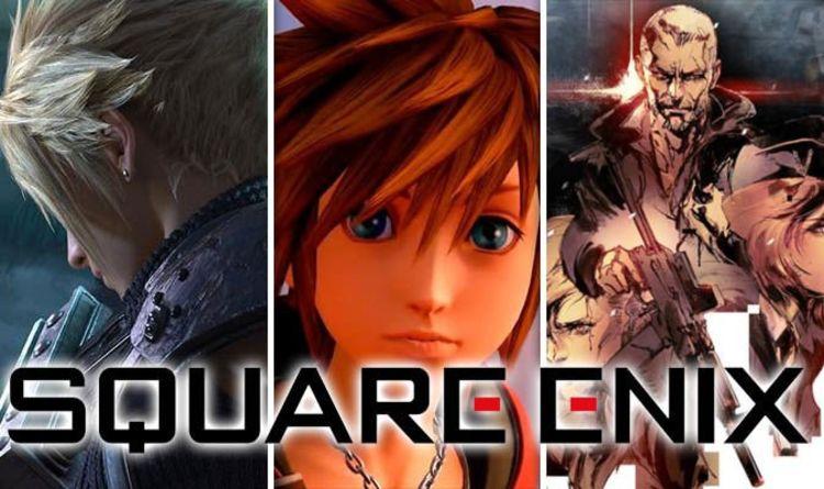 Square Enix News Final Fantasy 7 Remake Kingdom Hearts 3 Dlc Left