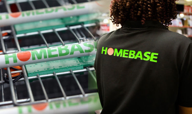 Homebase Closures 40 Branches To Close Down After Disointing Takeover Result Express Co Uk