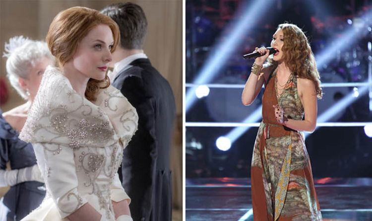 Improbable! singer actress redhead sorry, can