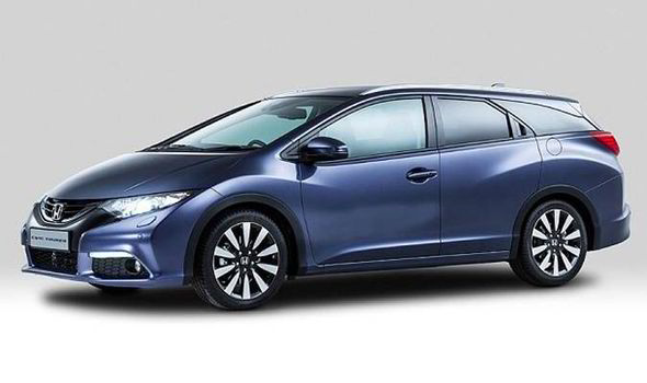 Honda Civic Tourer The Grand