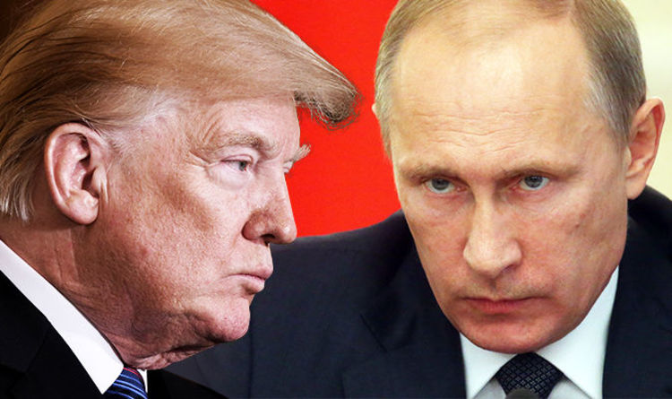 russia vs usa war live updates donald trump launches airstrikes ww3 tensions rise world news expresscouk