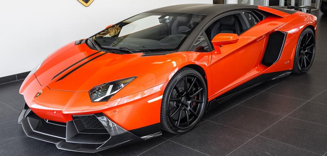 Vorsteiner Lamborghini Aventador Lp700 4 Coupe For Sale