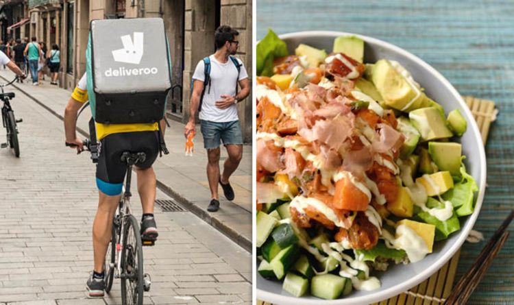 Britains Takeaway Boom Spending On Food Delivered To Our
