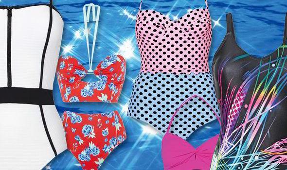 Flattering Bikinis For Every Body Shape Expresscouk