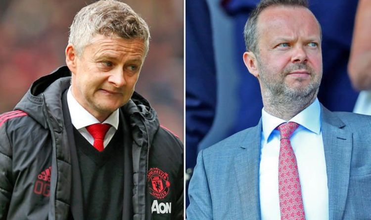 c129aa9991b Man Utd boss Ole Gunnar Solskjaer blocked Ed Woodward from making key  decision