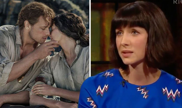 Outlander news - Catriona Balfe spills all on steamy sex scenes | TV