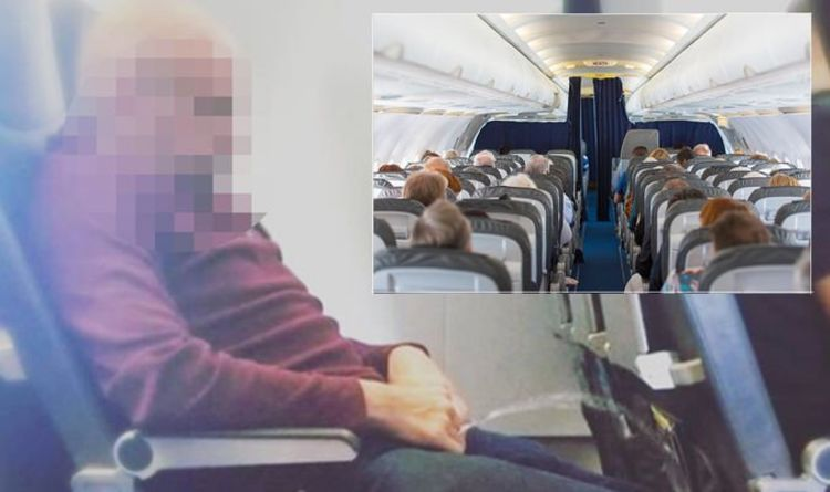 Flights: Male passenger sparks complete disgust as he urinates in