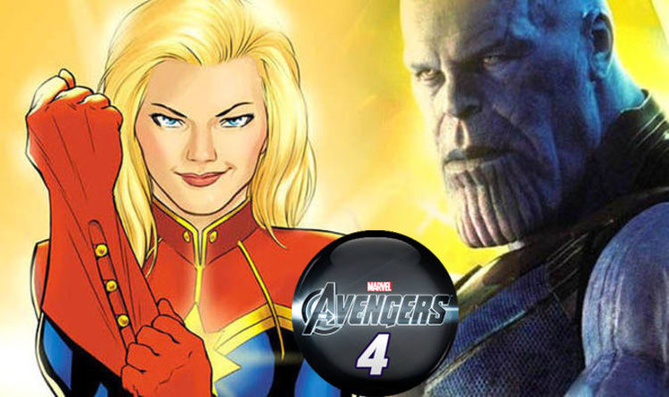 Avengers 4 Will Captain Marvel Use A Seventh Infinity Stone