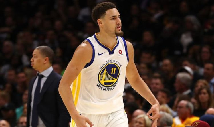 00c5ecb53700 Klay Thompson  Lakers told to IGNORE Kawhi Leonard and Kevin Durant for  this reason