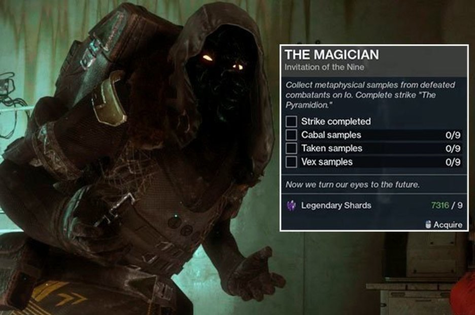 Destiny 2 Invitation of the Nine Xur Quest Steps: How To Get The