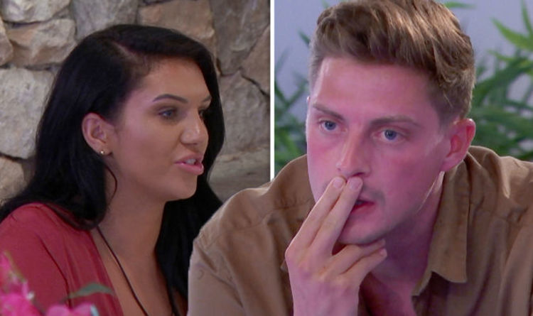 9cf42fa9257d Love Island 2018  Dr Alex George to DUMP Alexandra Cane following final date