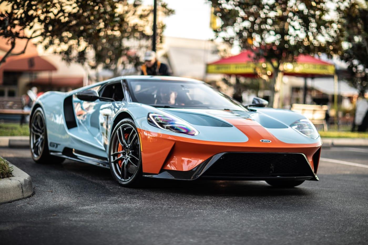 Sarasota Ferrari Drivers Group Celebrates Driving For The Dream