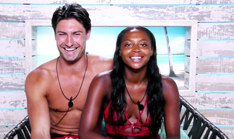 Love Island  Real Reason Samira Mightys Hideaway With Frankie Wasnt Aired Tv Radio Showbiz Tv Express Co Uk