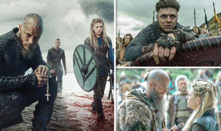 Image result for Vikings, 6th season