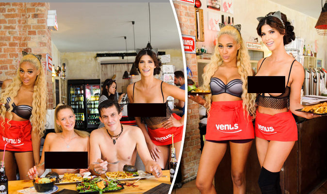 The Steamy Restaurant Where Clothing Is Optional Would You Go