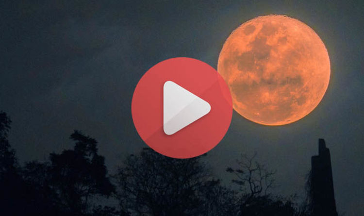 Eclipse 2018 Live Stream Watch July Blood Moon Total Lunar Eclipse