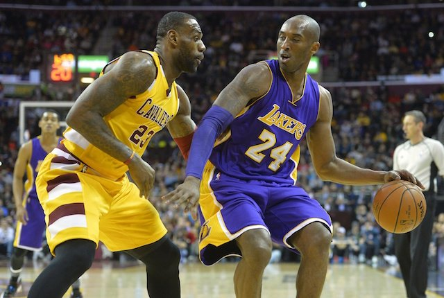 241d004bcd8 Lakers News  LeBron James Details Why Michael Jordan