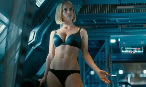 Elizabeth weir from stargate nude fakes