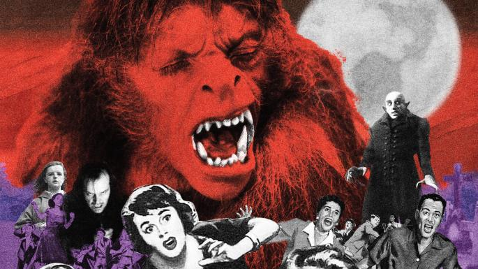 What horror movies scare the directors Ari Aster, Edgar