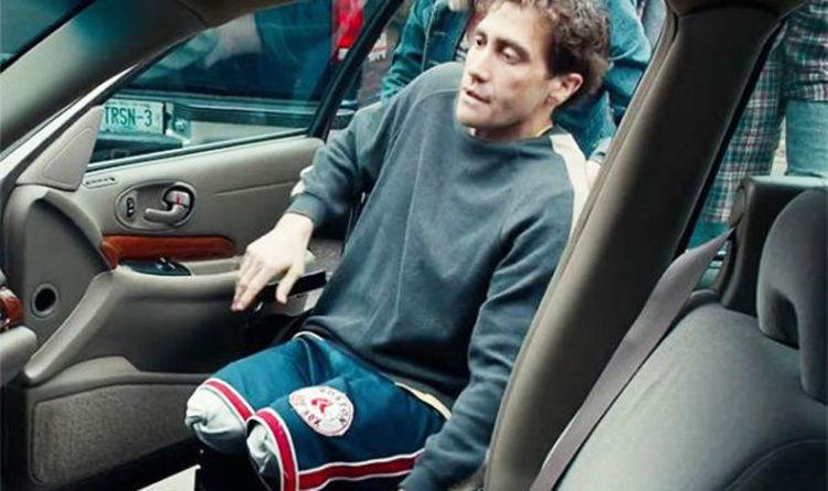 720d85ab4 Stronger EXCLUSIVE: How Jake Gyllenhaal's legs were hidden – makeup artist  reveals all