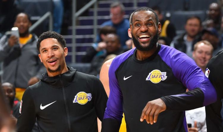 eddf80020 LeBron James  Lakers star Josh Hart makes shock playoff claim despite  Warriors threat