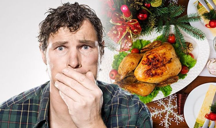 Food Poisoning How To Cook Your Christmas Turkey And Avoid Symptoms