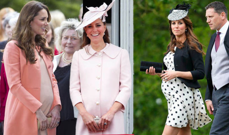 b136673770d Kate Middleton pregnancy style  Duchess of Cambridge s maternity wardrobe  revealed