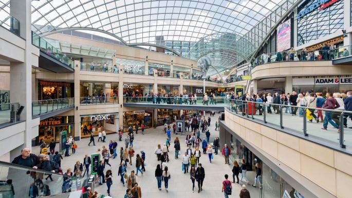 Leeds revels in status as retail world's northern star | Business