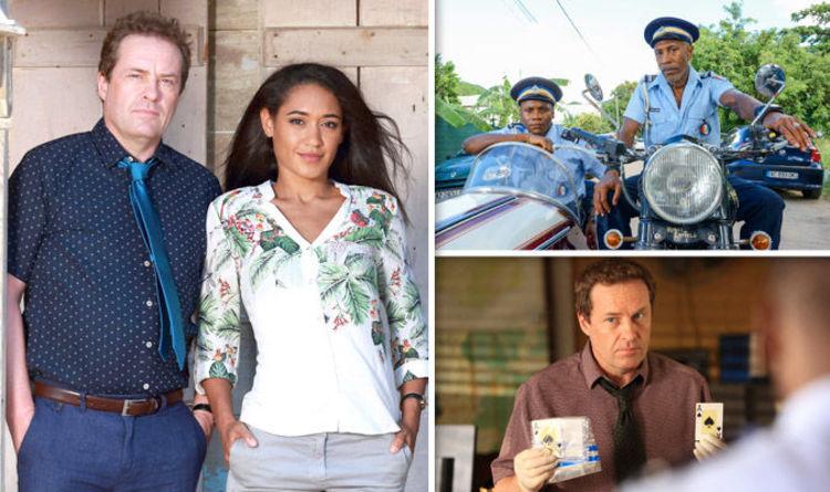 Death In Paradise Season 8 Release Date Cast Plot Trailer When