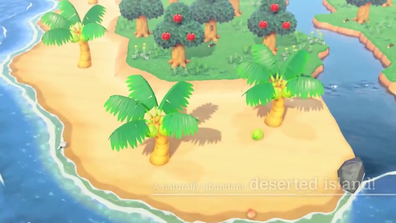 animal crossing switch gameplay video