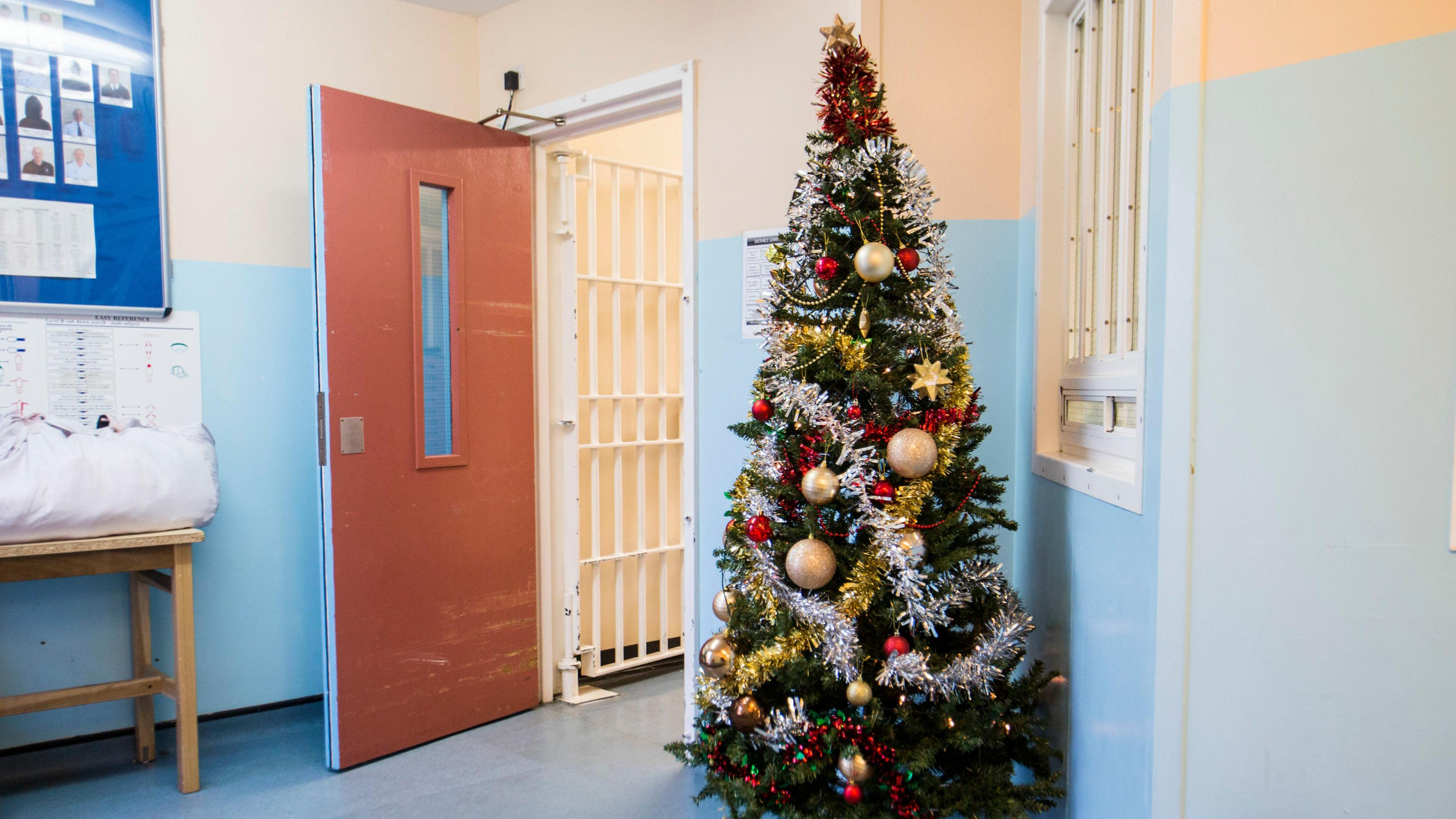 Prisons block Christmas cards soaked with drugs