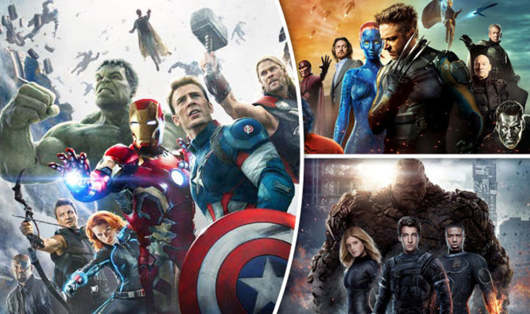 Marvel Fans hoping for the appearance of X-Men and Fantastic Four were disappointed.
