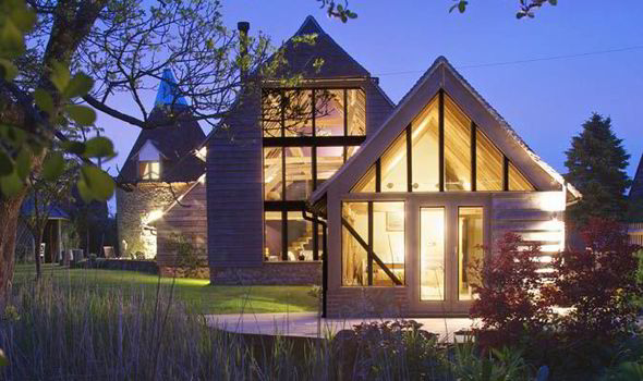British Property Homes Houses Renovation Derelict Luxury Oast Barn